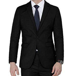 Other - Men's Suits One Button Slim Fit 2-Piece Suit